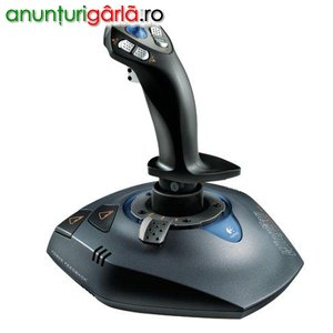 Imagine anunţ JOYSTICK LOGITECH FORCE 3D 50 RON
