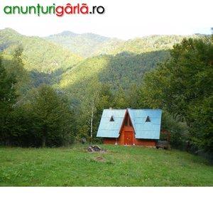 Imagine anunţ Vand negociabil un teren superb la munte