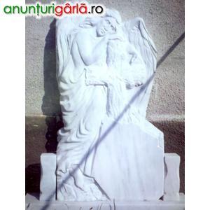 Imagine anunţ Monumente funerare  din marmura si granit