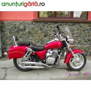 Imagine anunţ Vand Motocicleta First Bike - Royal