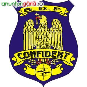 """Imagine anunţ Biroul de Detectivi Particulari """"CONFIDENT"""""""