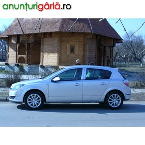 Imagine anunţ Opel Astra H-2005-1,7CDTI-Unic proprietar