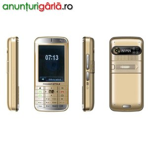 Imagine anunţ Vand GSM dual SIM cu tuner TV analogic