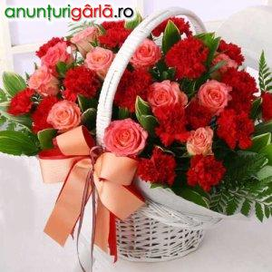 Imagine anunţ Cosuri cu flori