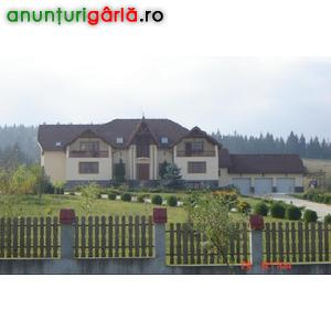 Imagine anunţ Vand casa in statiunea Covasna