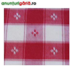 Imagine anunţ material de cotton pentru fata de masa