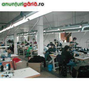 Imagine anunţ Fabrica de confectii