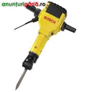 Imagine anunţ Inchiriez demolator Bosch, pick-hummer Bosch GSH27