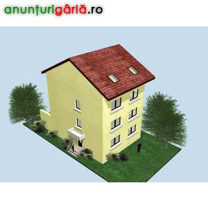 "Imagine anunţ ""Satul German"" ansambu privat - apartamente in vila"