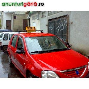 Imagine anunţ Instructor auto