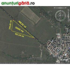 Imagine anunţ vand urgent teren