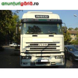 Imagine anunţ Vand Iveco EuroStar Cursor Magirus