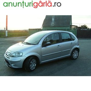 Imagine anunţ Citroen C3 Exclusive 14 HDI 2006