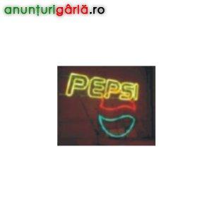 Imagine anunţ Firme din tuburi spectrale, cu neon, led-uri