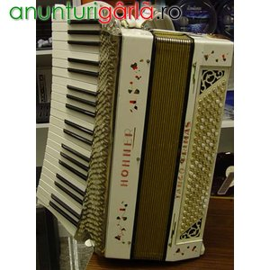 Imagine anunţ ACORDEON HOHNER PRIMAS 120 BASI