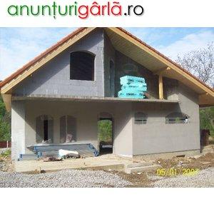 Imagine anunţ CONSTRUCTII CASE LA ROSU