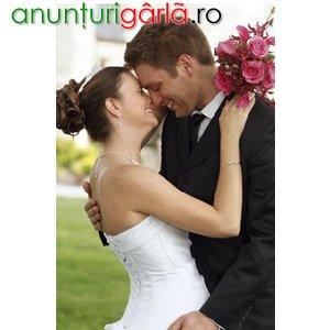 Imagine anunţ Nunta ta de vis