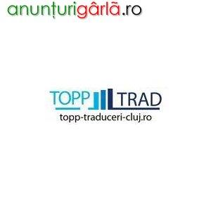 Imagine anunţ TOPPTRAD Birou de Traduceri si Interpretariat