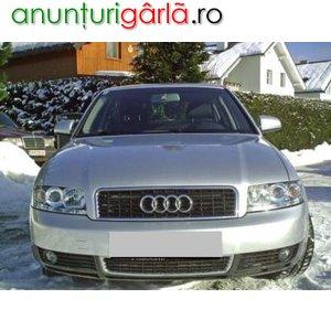 Imagine anunţ Vand AUDI A4 1.9tdi131cp 2005 argintiu