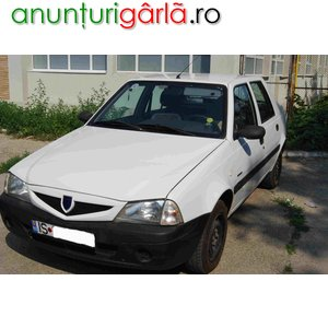 Imagine anunţ Vand Dacia Solenza