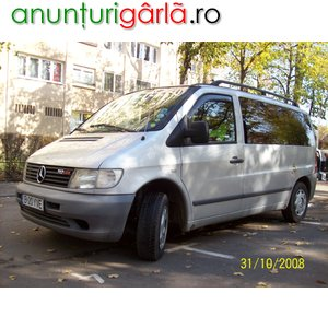 Imagine anunţ Vand Mercedes Vito