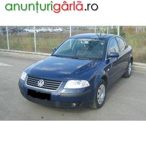 Imagine anunţ Vand VW Passat 2003