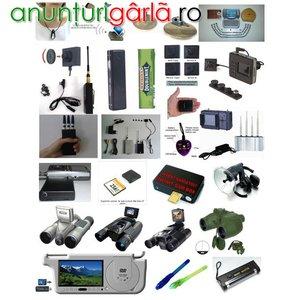 Imagine anunţ bruiaj GSM 3G CDMA bruiaj wi-fi microfoane distanta infinita microcamere wireless raza 700 m microcamera in pachet de guma...www.microspionaj.com