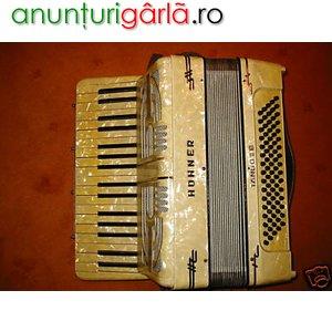 Imagine anunţ hohner tango 2 B 80 bass stare nou 750euro