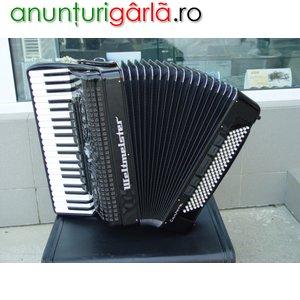 Imagine anunţ vind acordeon weltmeister cantora stare nou 3500euro