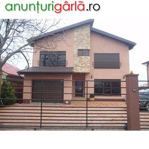 Imagine anunţ De vanzare Vila cu piscina P+1 in Crevedia - Buftea
