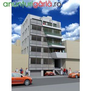 Imagine anunţ Proprietar inchiriez imobil P+4 (600 mp) in Dorobanti