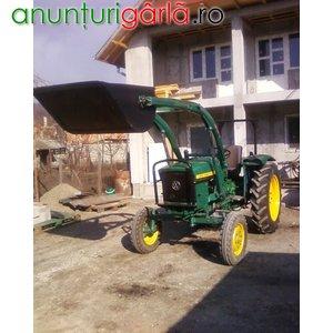 Imagine anunţ Vand bijuterie de tractor
