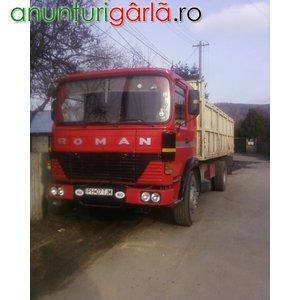 Imagine anunţ Vand camion raba + remorca