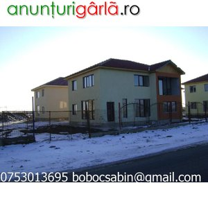 Imagine anunţ Vanzare vile in Constanta-Mangalia