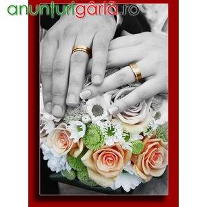 Imagine anunţ foto video nunta iasi