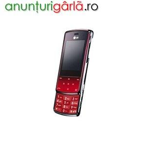 Imagine anunţ telefon mobil LG KF510
