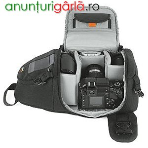 Imagine anunţ Geanta/Rucsac Lowepro SlingShot 100 AW