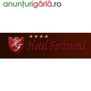 Imagine anunţ Hotel Ferdinand Hateg