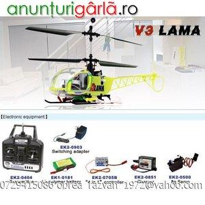 Imagine anunţ Lama V3 elicopter cu telecomanda