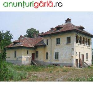 Imagine anunţ Proprietate compusa din Teren Intravilan si Conac 20 camere