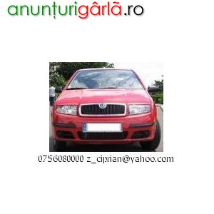 Imagine anunţ SKODA FABIA/ 2005/ 6000 EURO