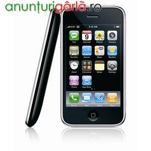 Imagine anunţ Vand Apple Iphone 3g 8gb sigilat-cellgsm