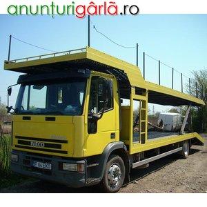Imagine anunţ Vand Iveco EuroCargo 120E18