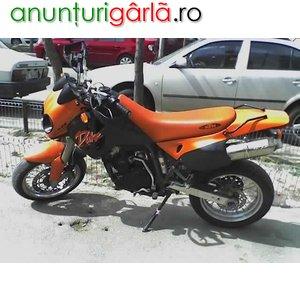 Imagine anunţ Vand KTM 640 cc Duke 11000 km rulati