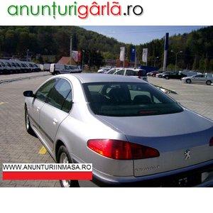Imagine anunţ Vand Peugeot 607 2.2 HDI
