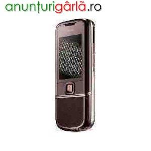 Imagine anunţ Vand nokia 8800 sapphire sigilat-wwwcellgsmro
