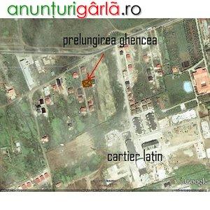 Imagine anunţ Vand teren Prelungirea GHENCEA