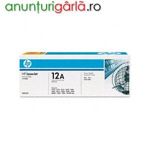 Imagine anunţ Vanzari Online / Telefon / E-mail -Cartus Q2612A pentru imprimanta HP LJ 1010
