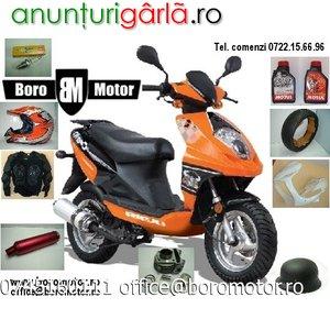 Imagine anunţ Vanzari scutere accesorii