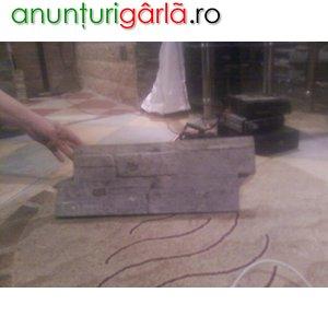 Imagine anunţ piatra ornamentala
